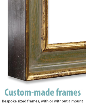 Custom pictureframe