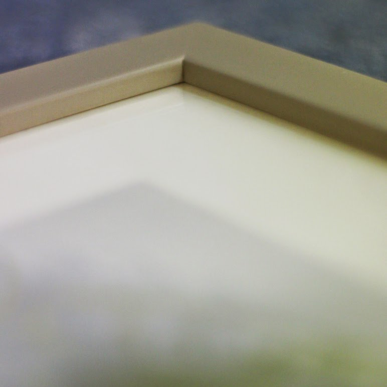 Flat colour finishes - pictureframes.co.uk